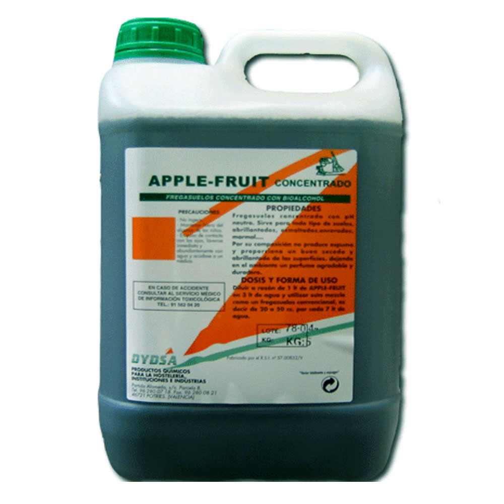 APPLEL FRUIT LAVASUELOS 5 Kg.
